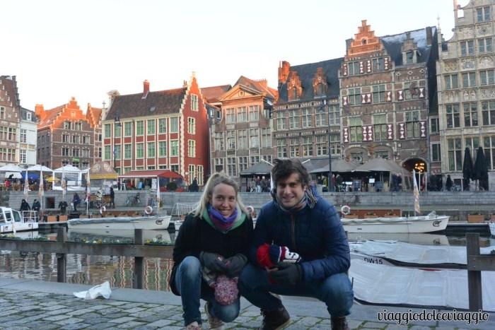 Gand Gent Belgio