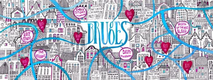 in_my_bruges Bruges Belgio