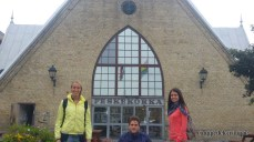 Goteborg chiesa del pesce