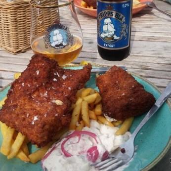 Svezia fish and chips
