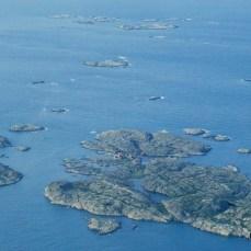 Fjällbacka Vaderoarna weather island s