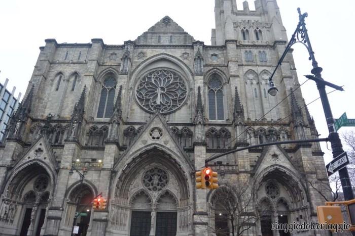 St John the Divine New York