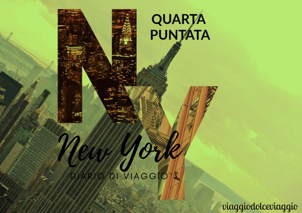 New York quarta puntata