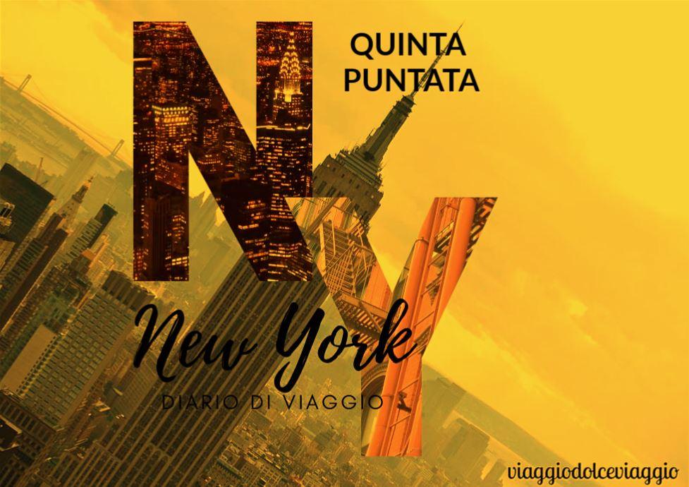 New York quinta puntata