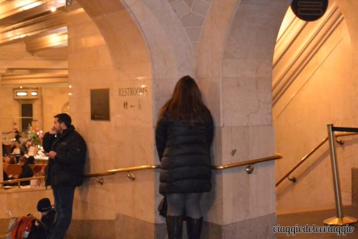 Grand Central Station galleria dei sussurri