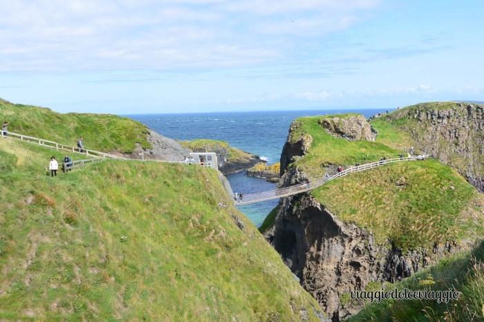 Cosa vedere in Irlanda del nord: Carrick-a-Rede-Rope-Bridge