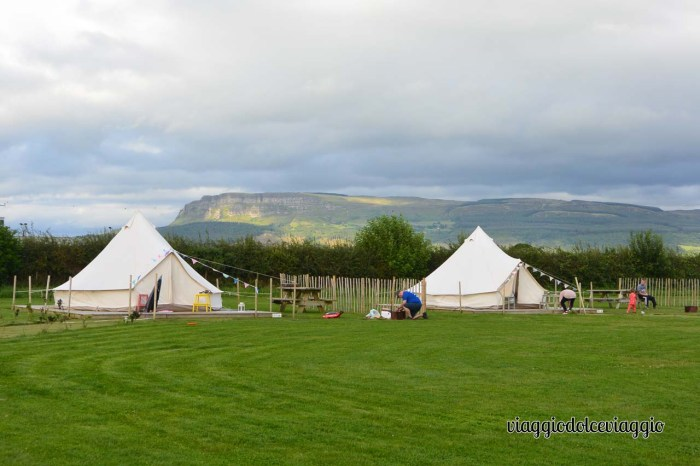 Carrowmena Glamping, Ireland