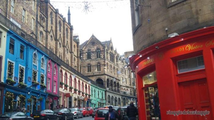 Edimburgo, Victoria Street