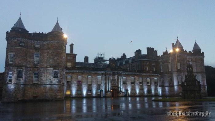 Edimburgo, Holyrood Palace