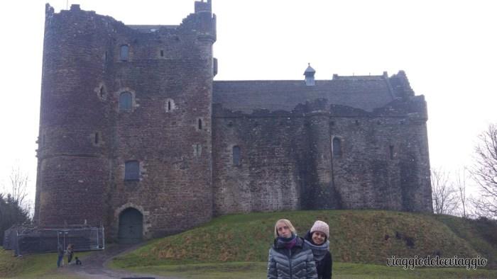 Castello di Doune, Scozia
