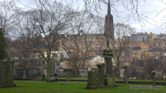 Cimitero di Edimburgo