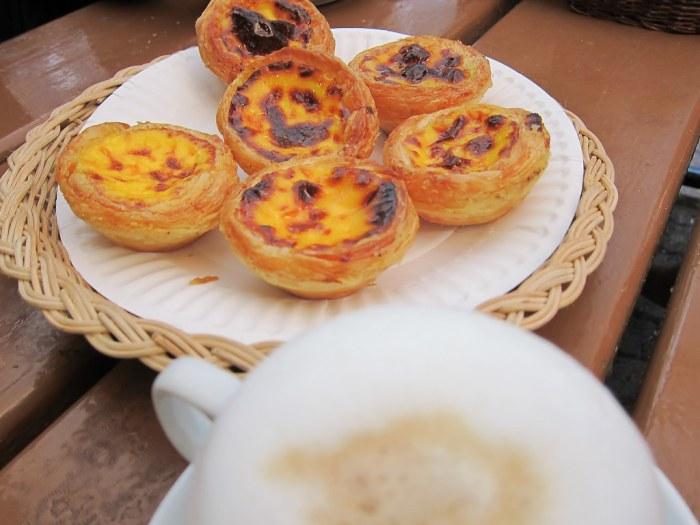 pasteis de nata, portogallo