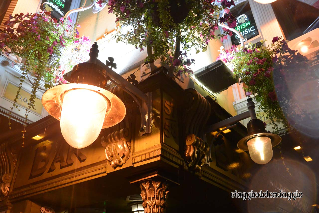 Dublino-pub a Temple Bar