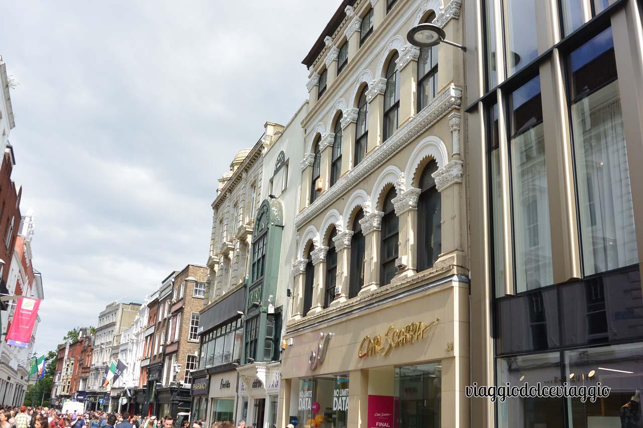 Grafton Street, Dublino