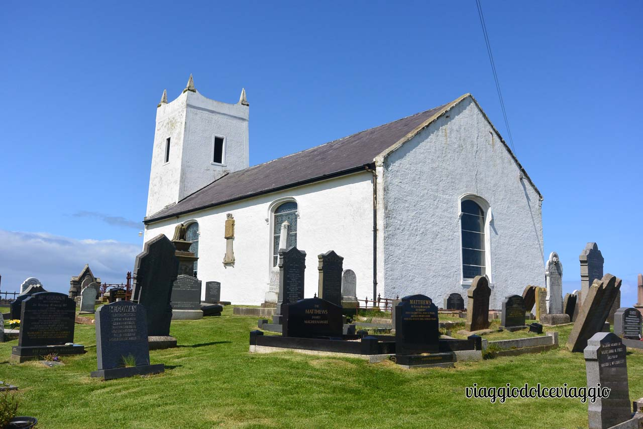 Ballintoy Parish Church