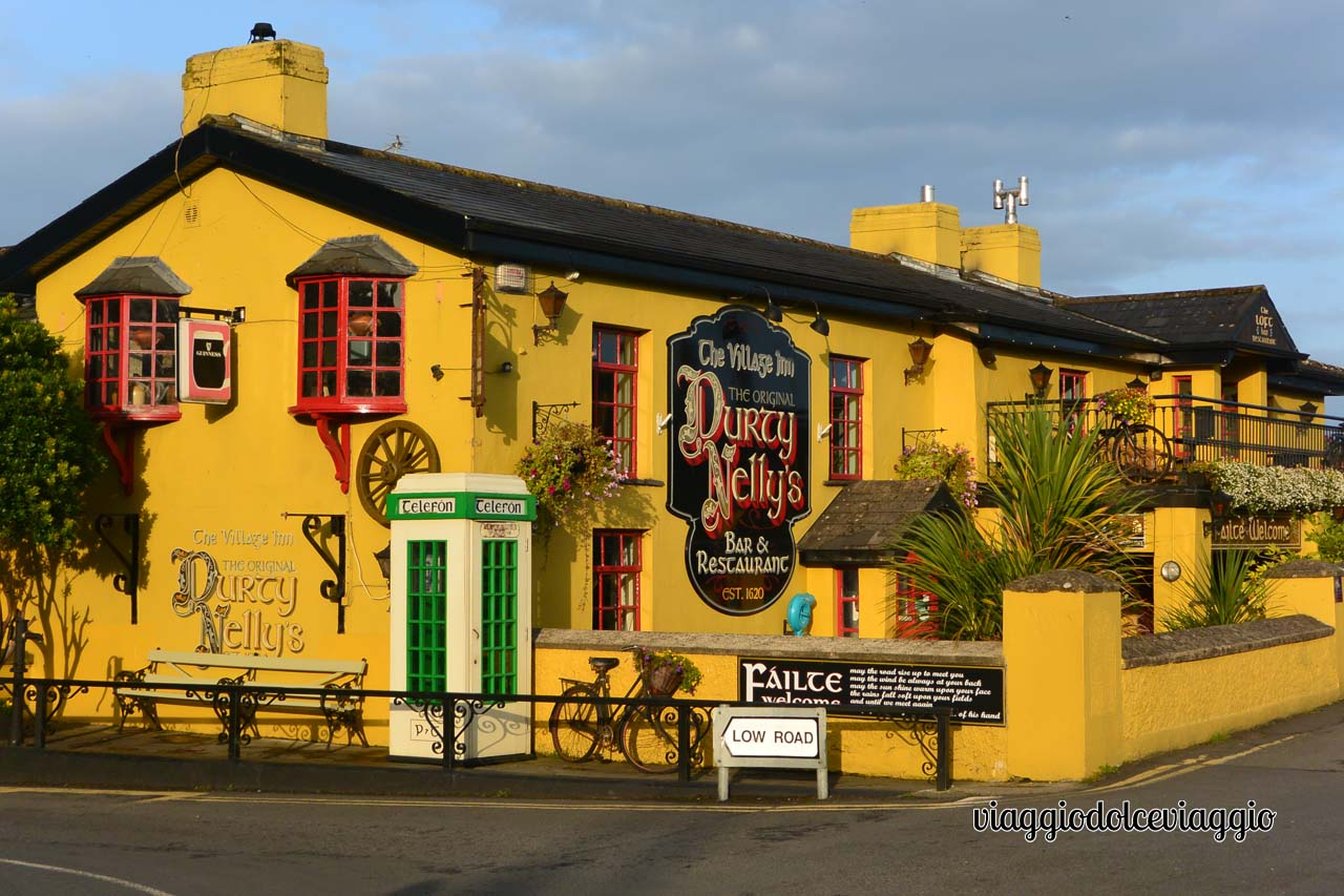 Durty Nelly's, Bunratty