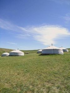 ger dalla siberia alla mongolia