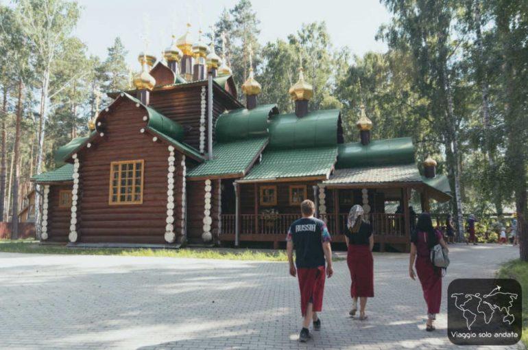 Ganina Yama a Ekaterinburg