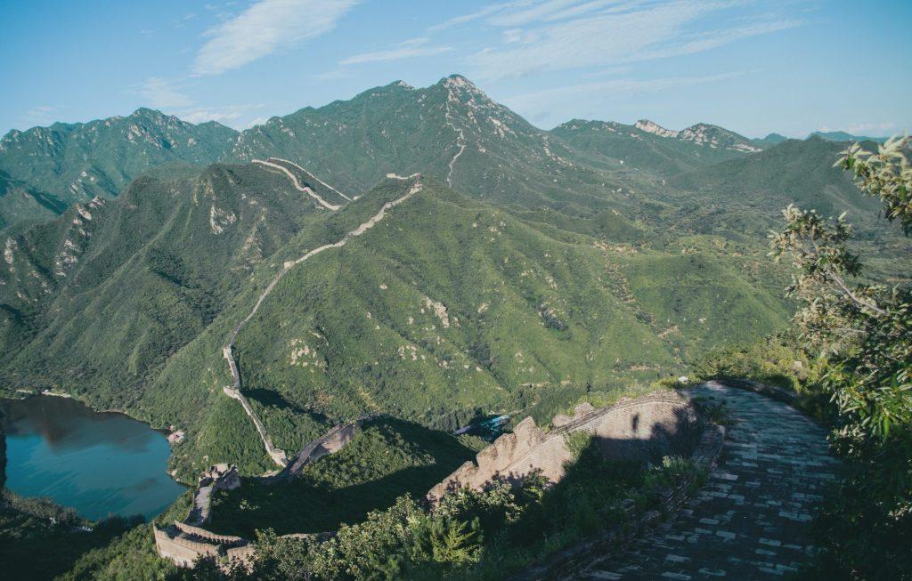 Zhuangdaokou vista