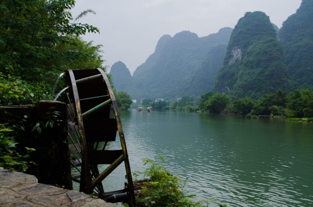 Guilin e Yangshuo