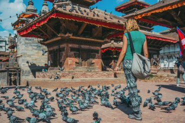 Come fare il visto per l'India da Katmandu