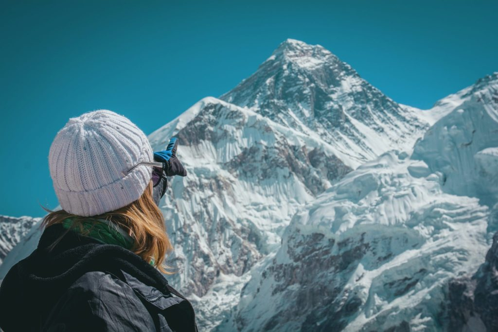 L'Everest dal Kala Pattar