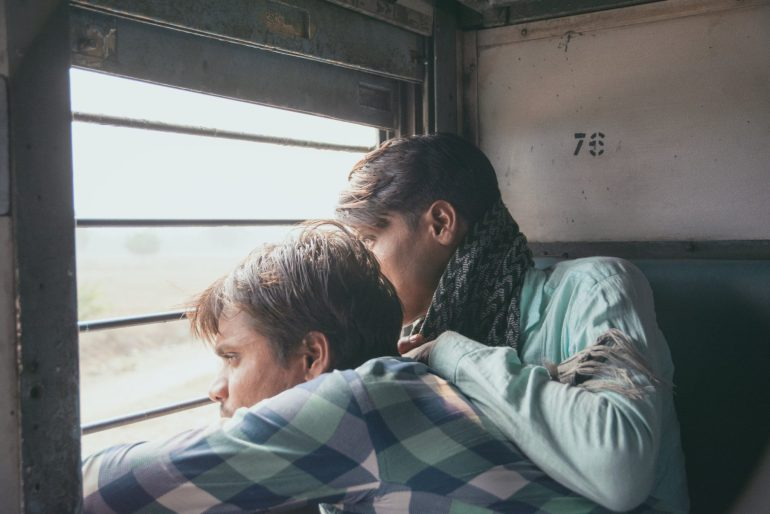 treni indiani finestrini