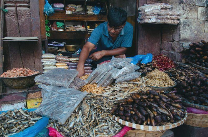 street food spendere meno per viaggiare