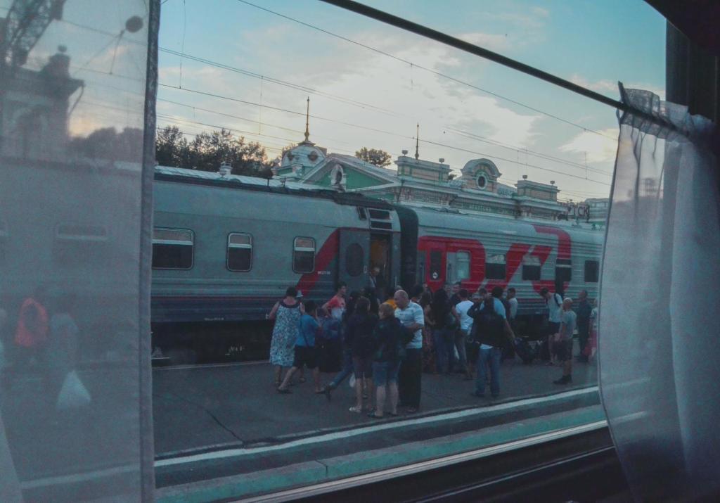 viaggiare via terra treno