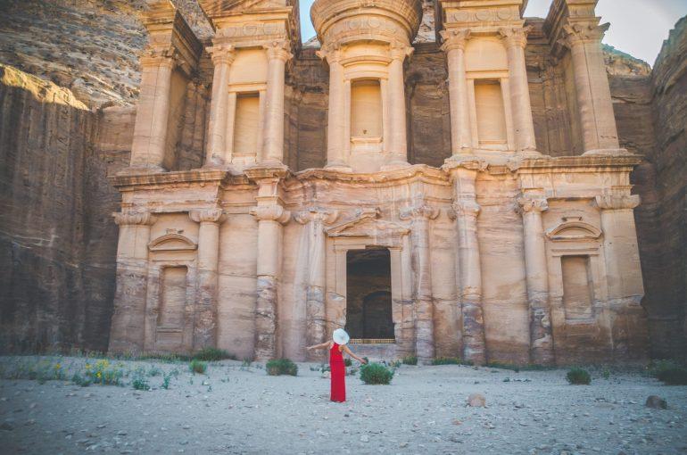 da israele alla giordania Petra