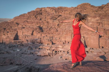 fotoreporter in giordania