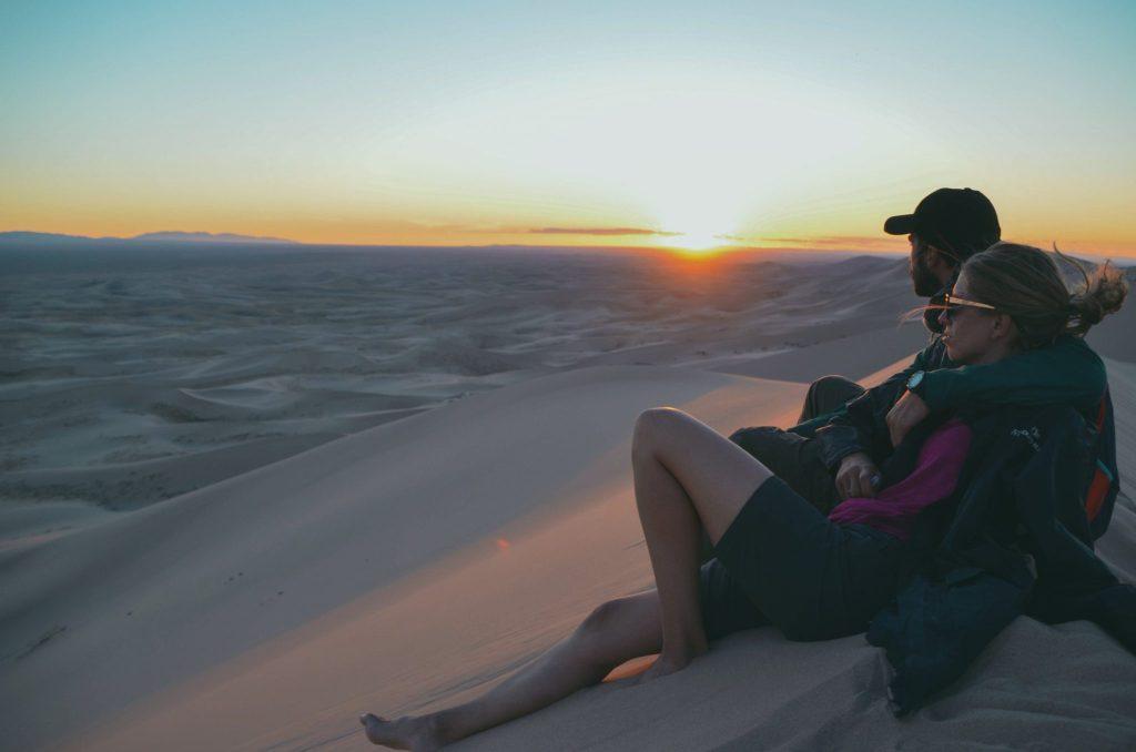 giro del mondo gobi desert