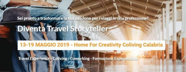 workation calabria travel storytelling