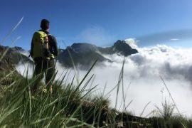 viaggio di Giovanni montagne estate