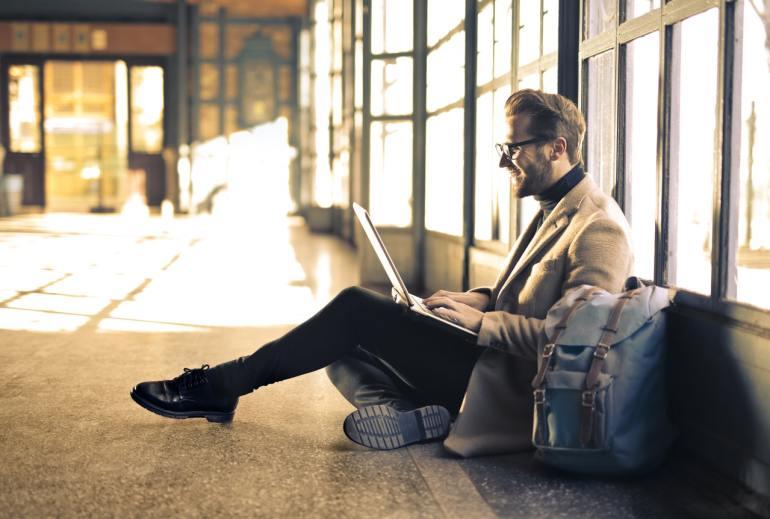 copywriter nomade digitale in viaggio
