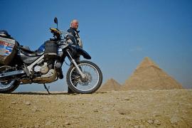 allan karl viaggio in moto