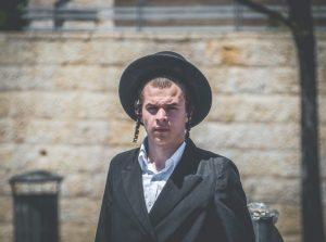 ebreo ortodosso gerusalemme