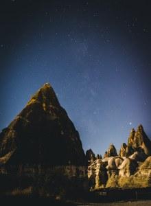 cappadocia notte
