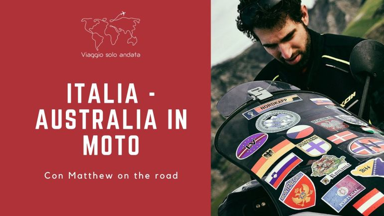 matthew on the road intervista