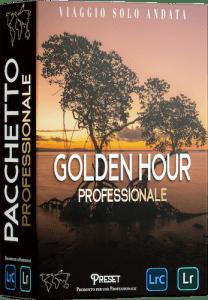 Golden hour preset low res
