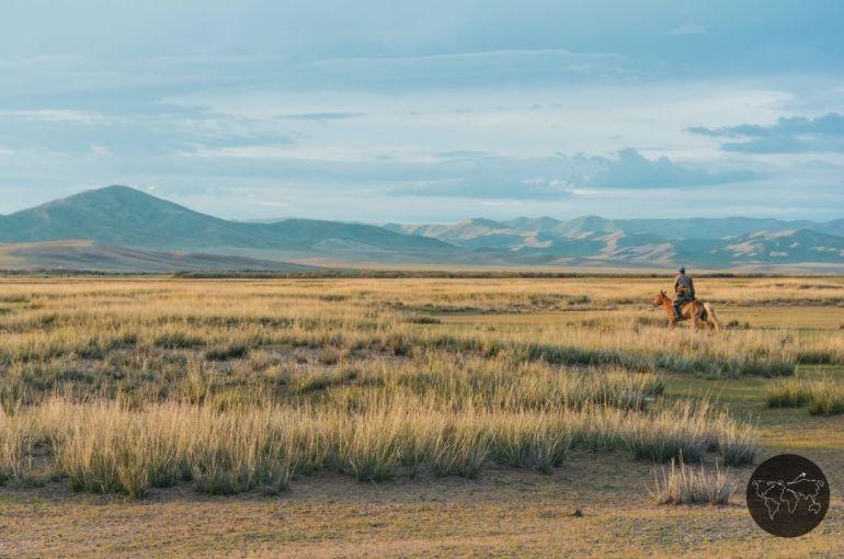 reportage nomadi mongoli