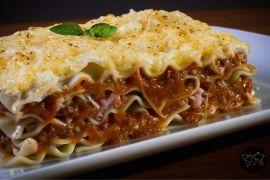 layering o lasagna