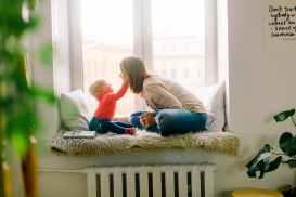 fotografia in casa vita quotidiana
