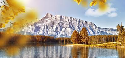 fotografia di paesaggio autunno