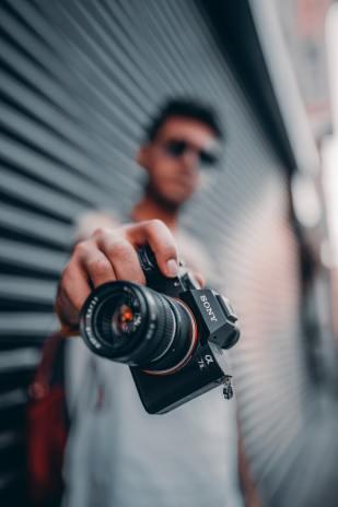 lavorare come fotografo