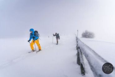 proteggere la fotocamera neve