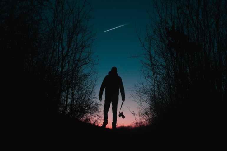fotografare le stelle