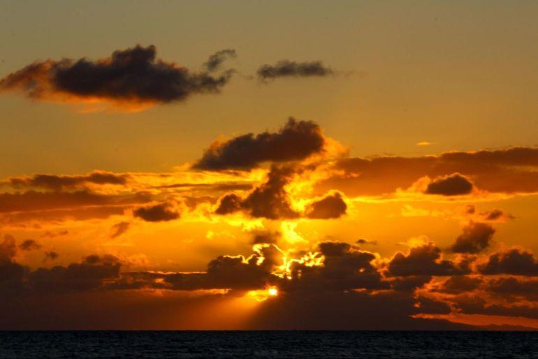 tramonto gran canaria