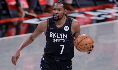 Kevin Durant returns to playoffs