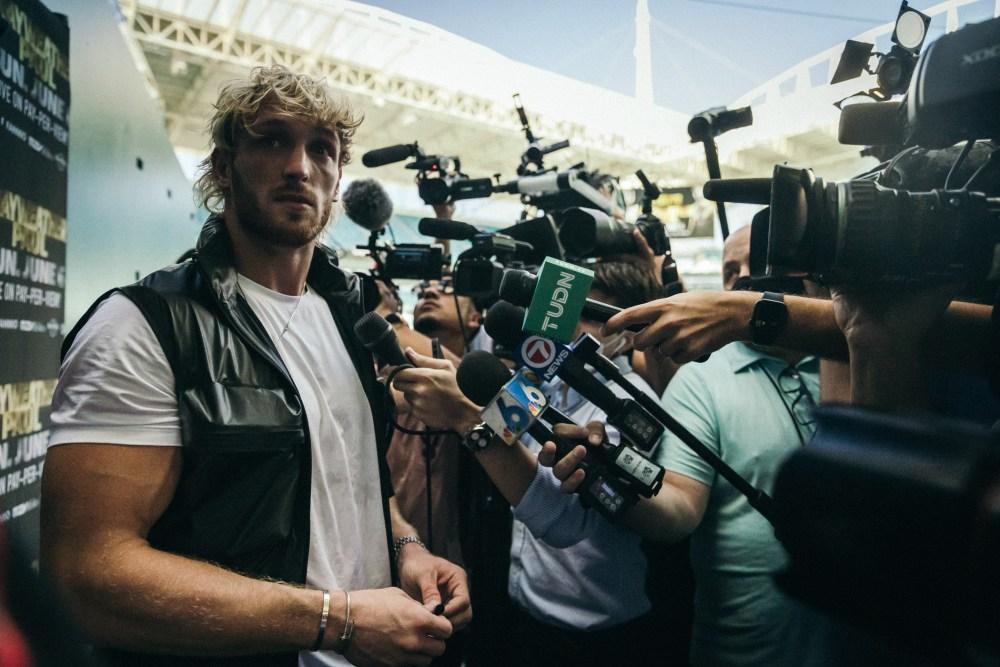 Logan Paul and media